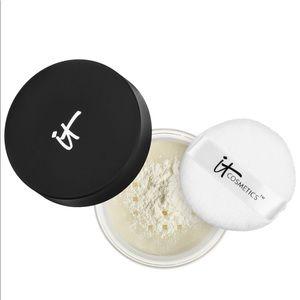 IT Cosmetics Bye Bye Pores Powder BNIB